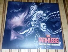 THE FAITHLESS fighting the shadows SPANISH hard and heavy METAL digipack 2018