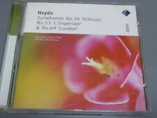 NIKOLAUS HARNONCOURT <  Haydn Symph 30, 53, 69  > NM (CD)