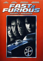 FAST AND FURIOUS (BILINGUAL) (RED COVER) (DVD)
