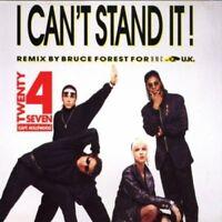 Twenty 4 Seven | Single-CD | I can't stand it (UK Remix for DMC, 9:35min., fe...