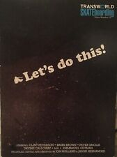 Transworld Let's Do This Skate Video Vintage Dvd Clint Peterson Devine Calloway