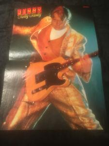 Jimmy (Kelly Family) - Hanson + Jazzy (Tic Tac Toe) - Bravo Poster - 90er Jahre