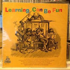 [CHILDREN/KIDDIE BREAKS]~EXC LP~LEARNING CAN BE FUN~BICYCLE BUILT FOR 2~Bubble G