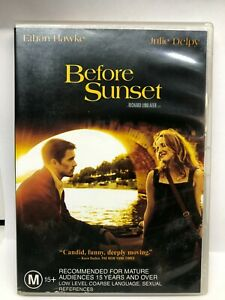 Before Sunset - DVD - AusPost with Tracking