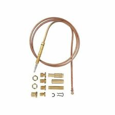 Thermocouple Gas Kit 600mm 60cm Universal Fitting / Thermocoupler Gas Plumber