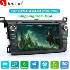 For Toyota RAV4 2012 2013 2014 2015 2016 2017 Car Radio DVD GPS Navi SAT Player