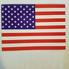 POLITICAL CARD FLAG GOD BLESS AMERICA