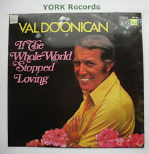VAL DOONICAN - If The Whole World Stops Loving - Ex LP Record Contour 6870 601