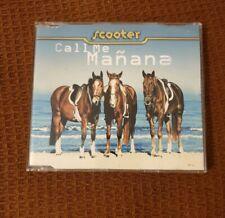 Scooter - Call Me Manana CD Single