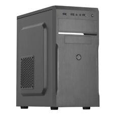 Best Value CIT Black Micro ATX Computer PC Case With 500W SATA PSU mATX Tower