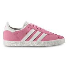 Scarpe adidas rosa con lacci per bambini dai 2 ai 16 anni