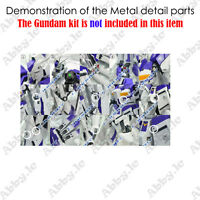 CJ Metal Details up Parts Set For MG 1/100 Hi-v Hi nu Gundam ver ka Model Kit