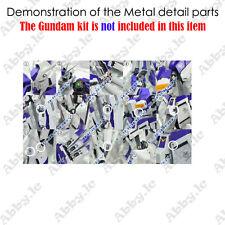 CJ Metal Details up Parts Set For MG 1/100 Hi-v Hi nu Gundam ver ka Model Kit