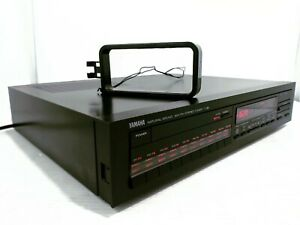 YAMAHA T-85 Natural Sound AM/FM Stereo TUNER Tested