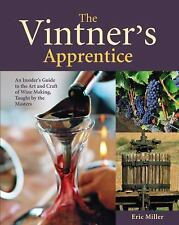 The Vintner's Apprentice, Miller, Eric