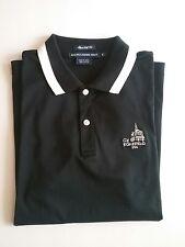 Ralph Lauren Women's Golf Black Polo Shirt 100% Cotton size S