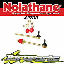 NOLATHANE FRONT SWAY BAR LINK SUIT HOLDEN COMMODORE VX VY VZ SS HSV WK WL 42708