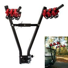 Car Bicycle Stand SUV Car Rear Rack Bicycle Cycle Holder Stand Storage Carrier