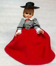 """New ListingMadame Alexander 9"""" Portrette Doll Gibson Girl #1124"""