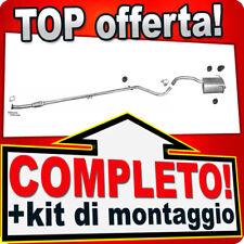 Scarico Completo FIAT PANDA III (312) 1.2 Marmitta R91