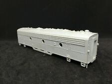 HO Scale Penn Line F7B Locomotive Shell Undecorated Preowned