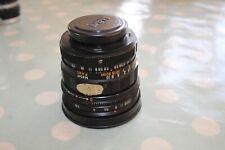 Vintage Soligor wide angle lens f=28mm, 1:2.8