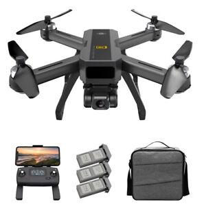 MJX Bugs B20 EIS GPS Brushless RC Drone 5G Wifi FPV 4K HD Camera Quadcopter Q0H8