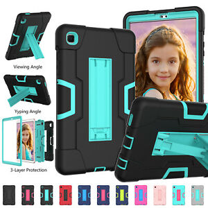 Hybrid Rubber Stand Tablet Case For Samsung Galaxy Tab A 8.0'' SM-T290 T295 2019