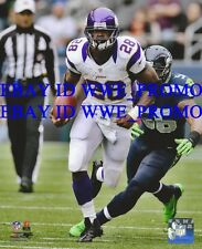 Adrian Peterson 28 Minnesota Vikings NFL LICENSED Picture 8X10 Football PHOTO