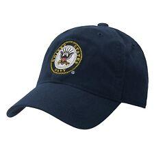 Navy Blue United States US Navy Baseball Cap Caps Hat Hats USA Lieutenant
