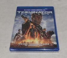 TERMINATOR GENISYS BLU-RAY+DVD+DIGITAL HD INCLUDES 22-PAGE EXCLUSIVE COMIC BOOK