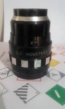 DO INDUSTRIES ANAMORPHIC LENS.MISSING BACK GLASS FOR REPAIR