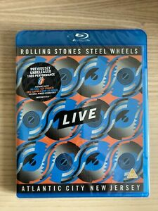 The Rolling Stones _ Steel Wheels Live 1989 Unreleased _ BluRay _ 2020 SIGILLATO