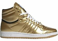 New Adidas Men's Top Ten Hi Star Wars C-3PO Metallic Gold FY2458 Size 9-11