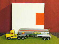 Winross Diecast Metal 1/64 truck Shell Oil Company-Eliptical Tanker-1999