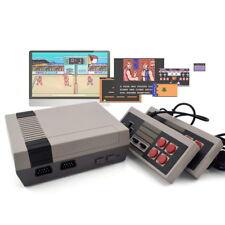 Mini Retro TV Game 8Bit NES Console Classic 620 Built-in Games+2 Controllers NEW