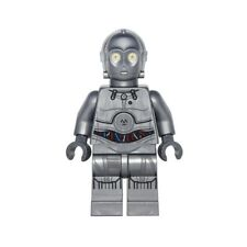 LEGO - Star Wars - Silver Protocol Droid (U-3PO) - Mini Fig / Mini Figure