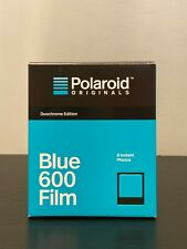 Polaroid Originals Black & Blue Duochrome Edition 600 Film