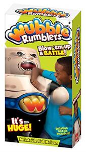 Wubble Rumblers - Wrestler