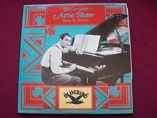 The Complete Artie Shaw - Vol. 3 1939 -1940 1978 USA Double Vinyl LP.  M-/M-/EX+