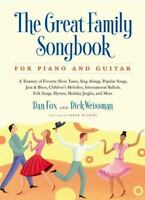 The Great Family Songbook for Piano and Guitar (Paperback or Softback)