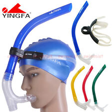 NEW! YINGFA SWIMMING DRY PURGE SWIMMER ADULT DIVE SNORKEL SCUBA GEAR <FREE SHIP>