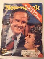 Newsweek Magazine George And Eleanor McGovern June 19, 1972 101216R2