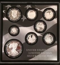 2017 S US MINT LIMITED EDITION SILVER PROOF SET