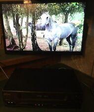 SV2000 SVA106AT22 Video Cassette Recorder Player VCR 4 Head Hi Fi Stereo Energy