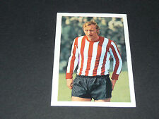 249 JOE KIRKUP SOUTHAMPTON SAINTS FKS PANINI FOOTBALL ENGLAND 1970-1971
