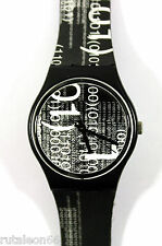 SWATCH original Swiss made GB172 quartz watch New old stock