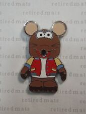 AUTHENTIC Disney Vinylmation Pin Muppets #1 - RIZZO THE RAT Mystery Chaser REAL