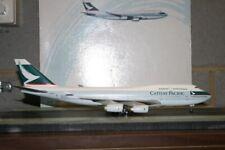 Herpa Wings 1:200 Cathay Pacific Boeing 747-400 B-HUJ (550747) Model Plane
