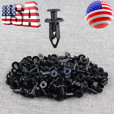 100 x Fender Clips Fasteners Push Retainer for Honda Suzuki Kawasaki Polaris Atv